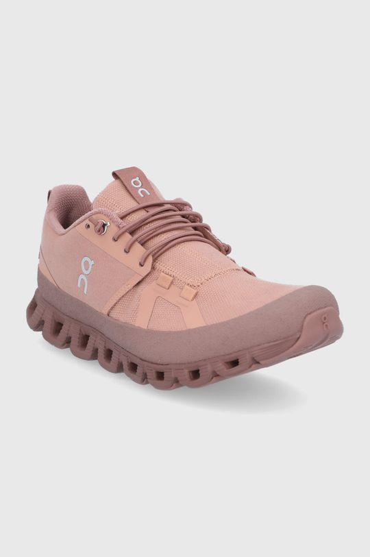 On-running - Topánky hnedá