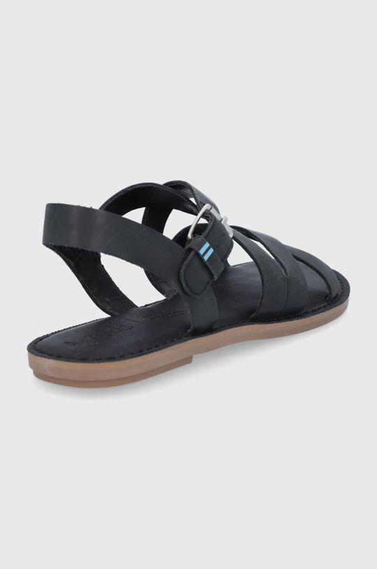 Toms - Sandały skórzane Sicily Cholewka: Skóra naturalna, Wnętrze: Materiał syntetyczny, Podeszwa: Materiał syntetyczny