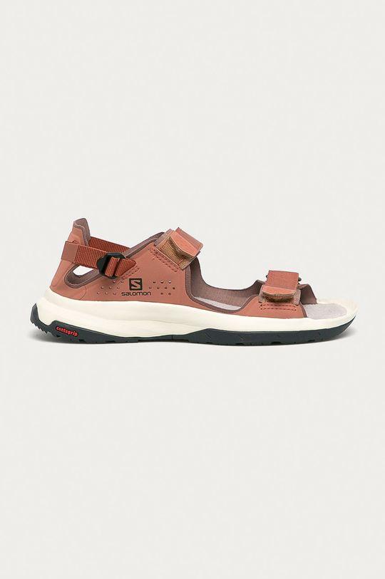 różowy Salomon - Sandały Tech Sandal Feel Damski