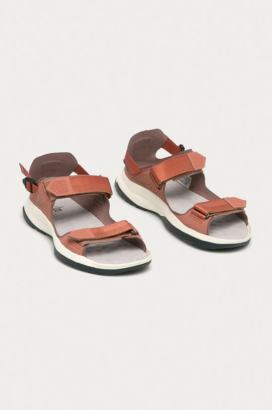 Salomon - Sandały Tech Sandal Feel różowy
