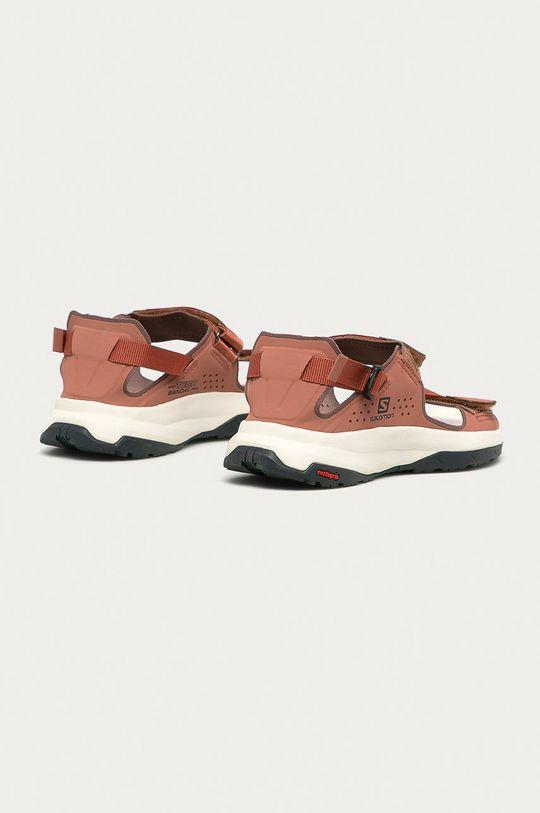 Salomon - Sandały Tech Sandal Feel Cholewka: Materiał syntetyczny, Wnętrze: Materiał syntetyczny, Skóra naturalna, Podeszwa: Materiał syntetyczny