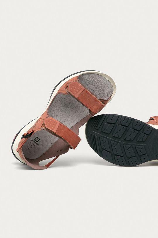 różowy Salomon - Sandały Tech Sandal Feel