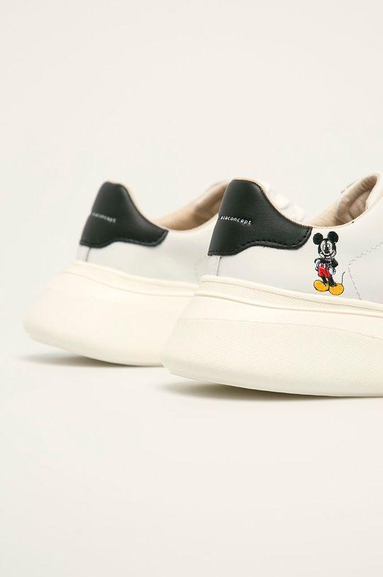 MOA Concept - Kožené boty X Disney  Svršek: Přírodní kůže Vnitřek: Přírodní kůže Podrážka: Umělá hmota