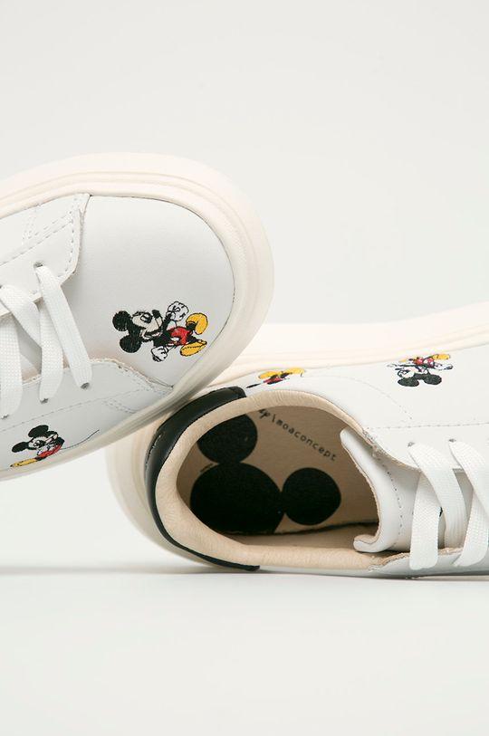 MOA Concept - Kožené boty X Disney Dámský