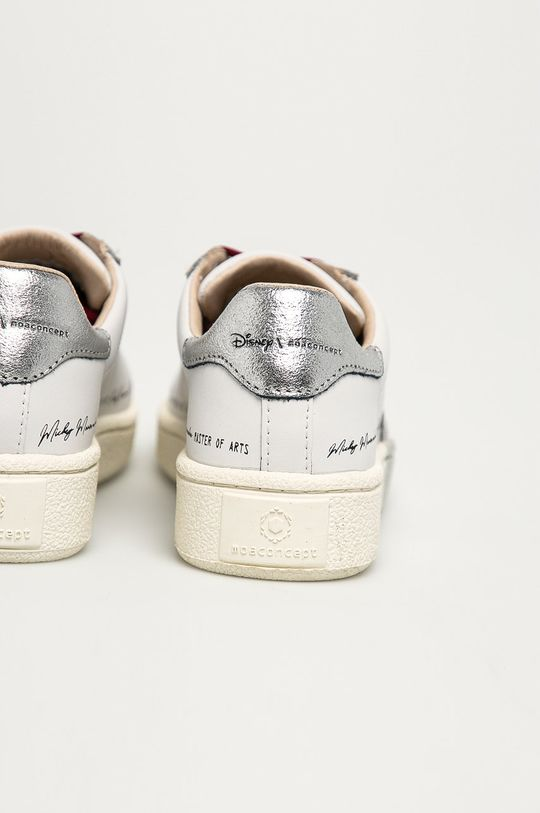 MOA Concept - Kožené boty x Disney  Svršek: Přírodní kůže Vnitřek: Textilní materiál, Přírodní kůže Podrážka: Umělá hmota