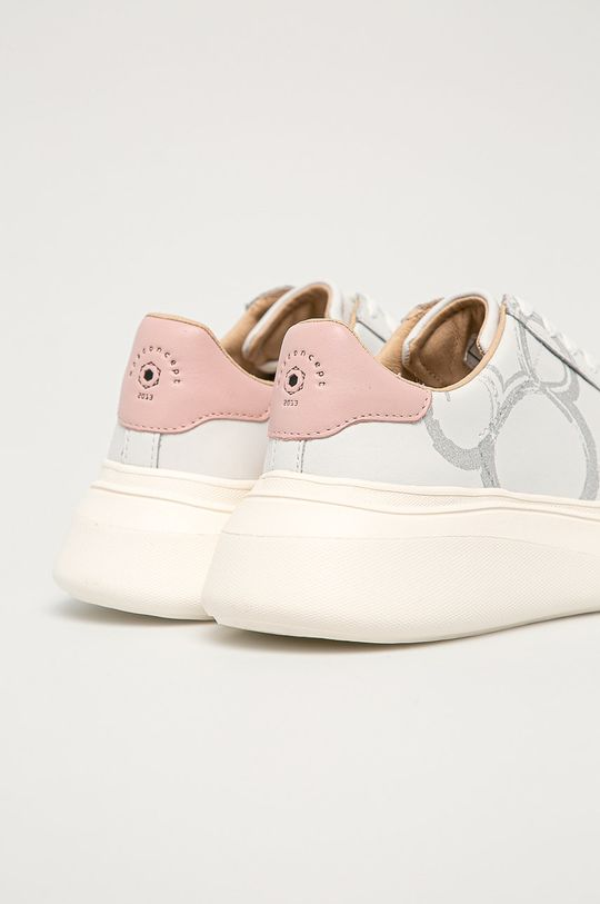 MOA Concept - Buty skórzane x Disney Cholewka: Skóra naturalna, Wnętrze: Materiał tekstylny, Skóra naturalna, Podeszwa: Materiał syntetyczny