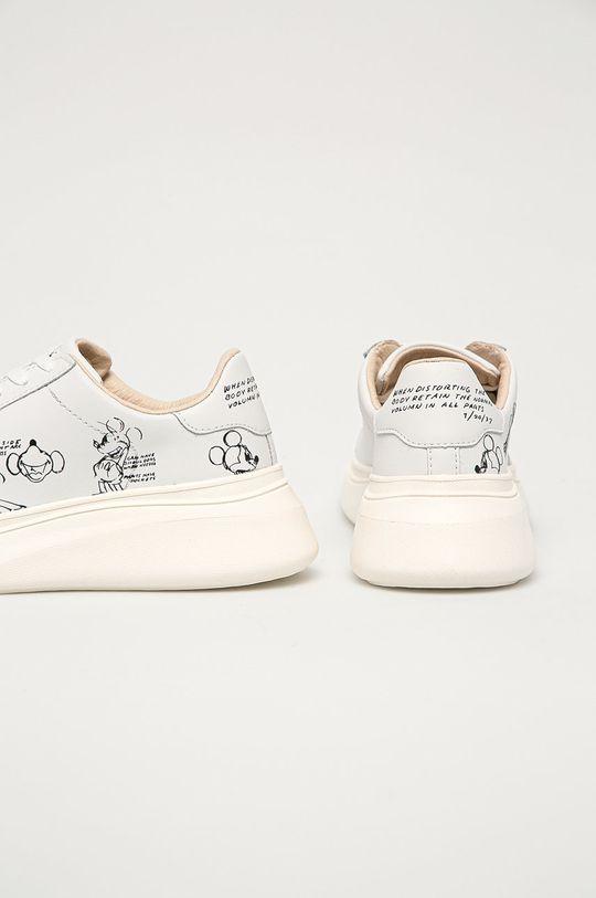 MOA Concept - Kožená obuv x Disney  Zvršok: Prírodná koža Vnútro: Textil, Prírodná koža Podrážka: Syntetická látka