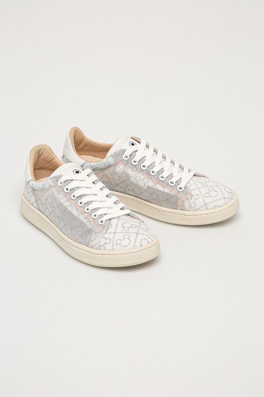 MOA Concept - Topánky x Disney biela