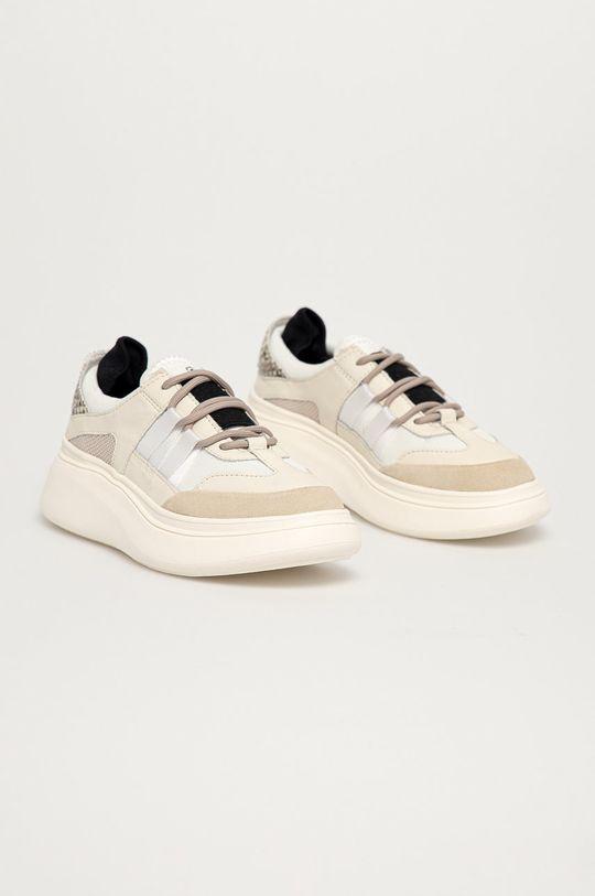 MOA Concept - Topánky biela