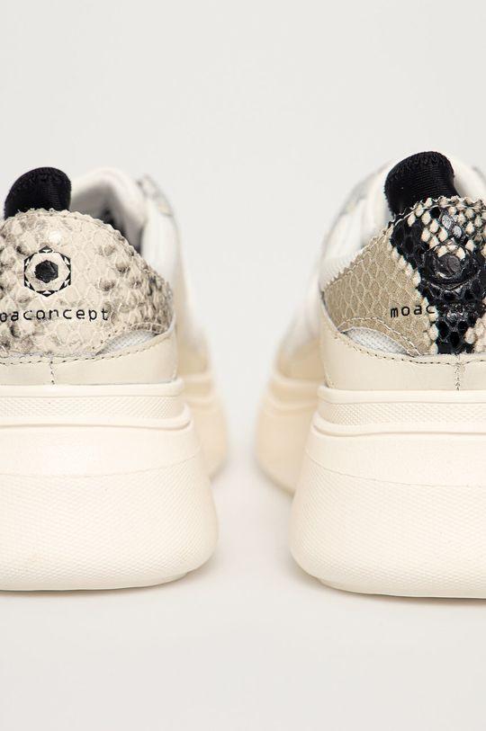 MOA Concept - Topánky  Zvršok: Syntetická látka, Textil Vnútro: Textil, Prírodná koža Podrážka: Syntetická látka