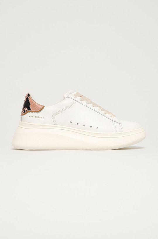 biela MOA Concept - Kožená obuv Dámsky