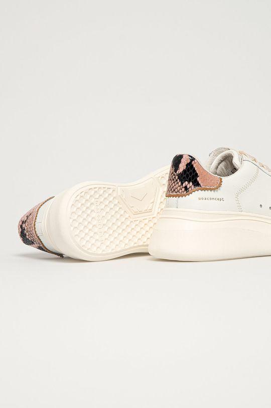 MOA Concept - Kožená obuv  Zvršok: Prírodná koža Vnútro: Textil, Prírodná koža Podrážka: Syntetická látka