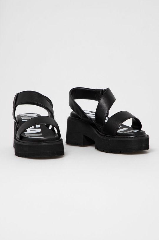 Buffalo - Sandále čierna