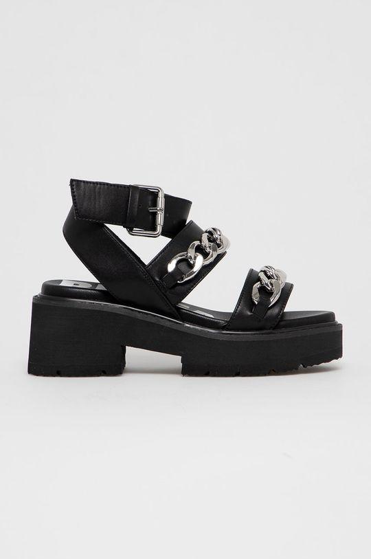 černá Buffalo - Sandály Dámský