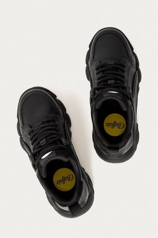 negru Buffalo - Pantofi Cld Corin