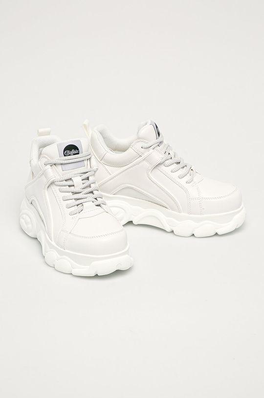 Buffalo - Pantofi CLD Corin alb