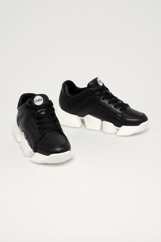 Buffalo - Pantofi Matrix One negru