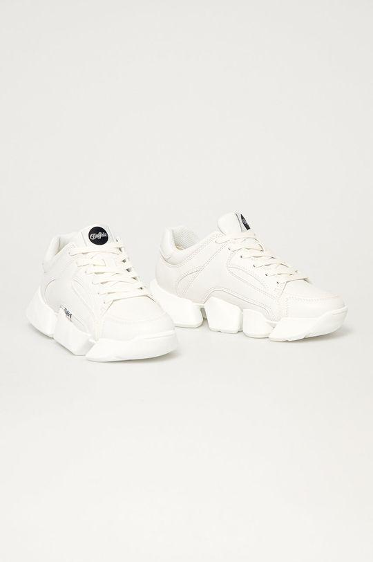 Buffalo - Topánky Matrix biela