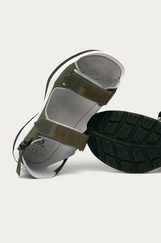 olivová Salomon - Sandály Tech Sandal Feel
