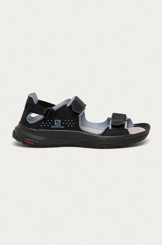 czarny Salomon - Sandały Tech Sandal Free Damski