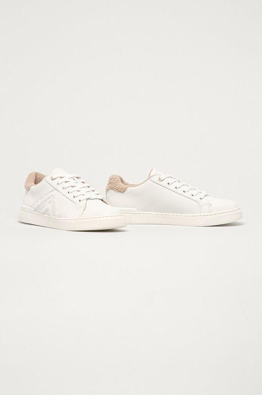 Aldo - Topánky biela