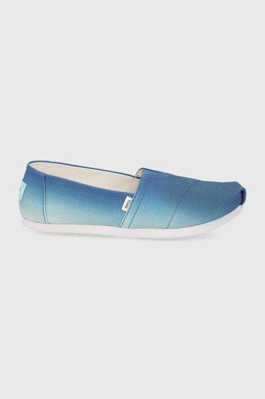 albastru Toms - Espadrile Alpargata De femei