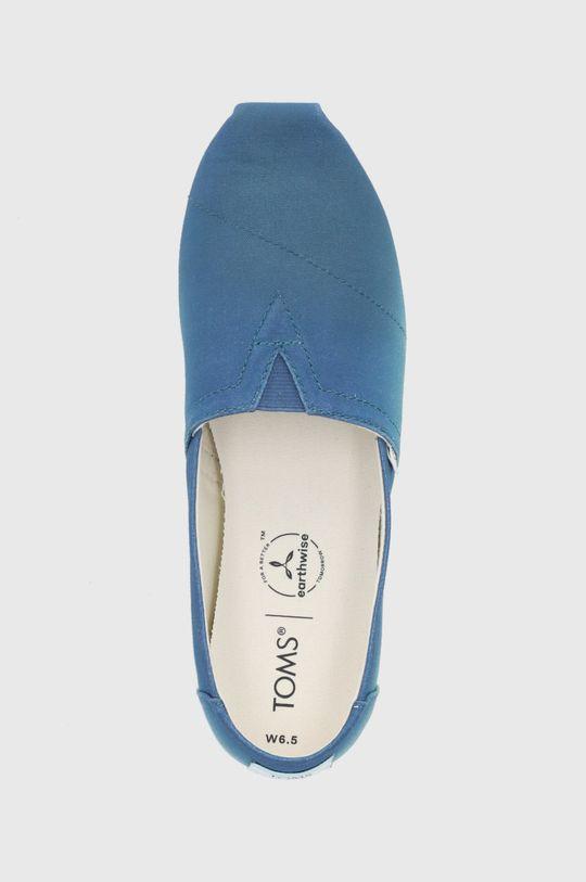 albastru Toms - Espadrile Alpargata