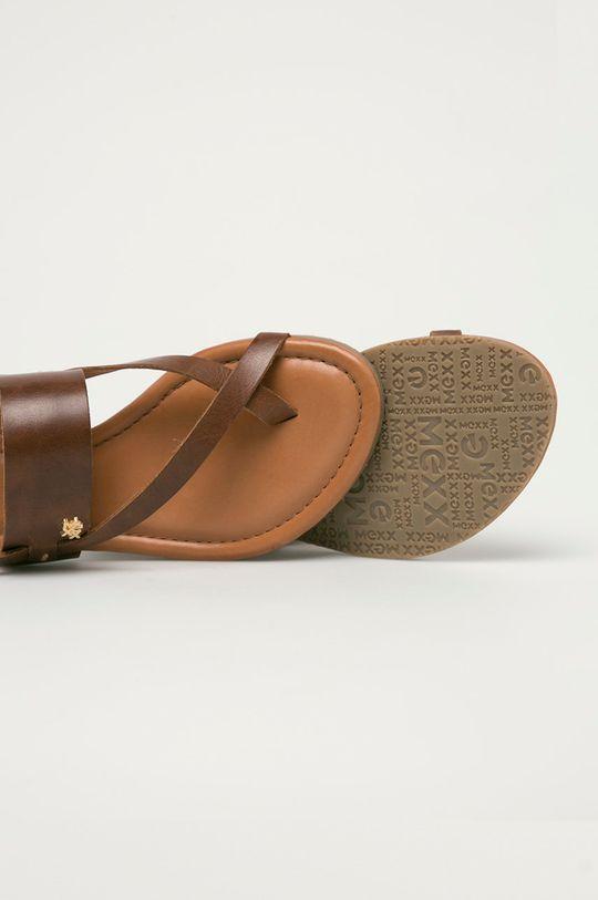 brązowy Mexx - Sandały MXOM0017W