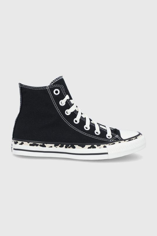 fekete Converse - Sportcipő Női