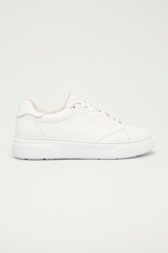 biały Gant - Buty skórzane Damski
