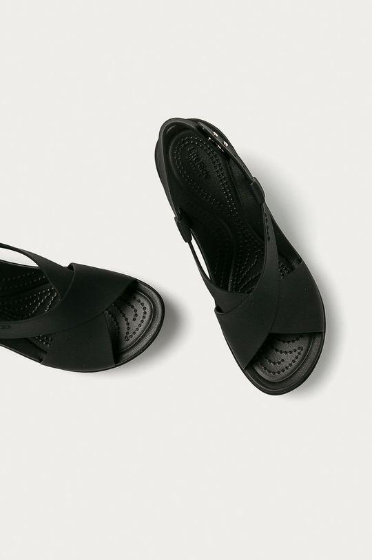 Crocs - Sandále  Syntetická látka