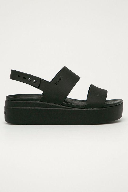 černá Crocs - Sandály Dámský