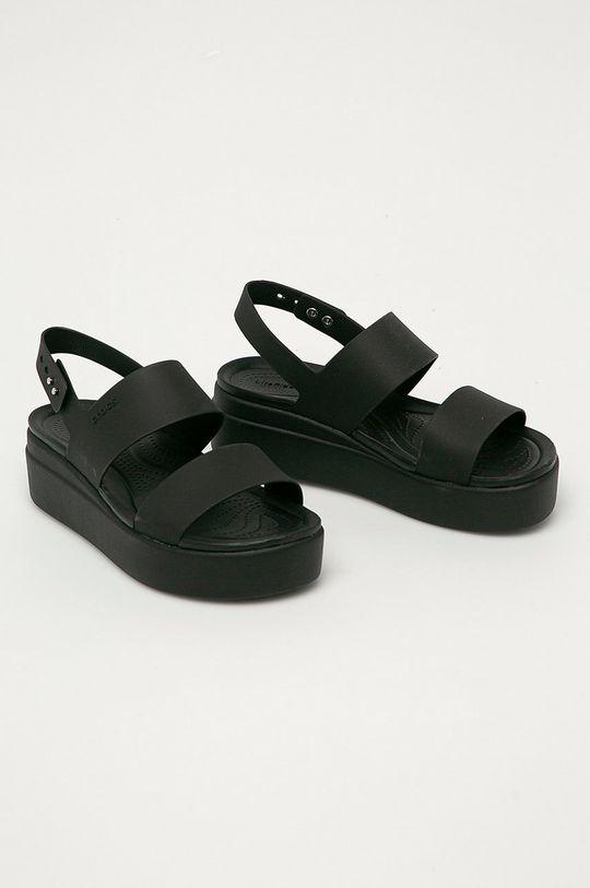 Crocs - Sandály černá