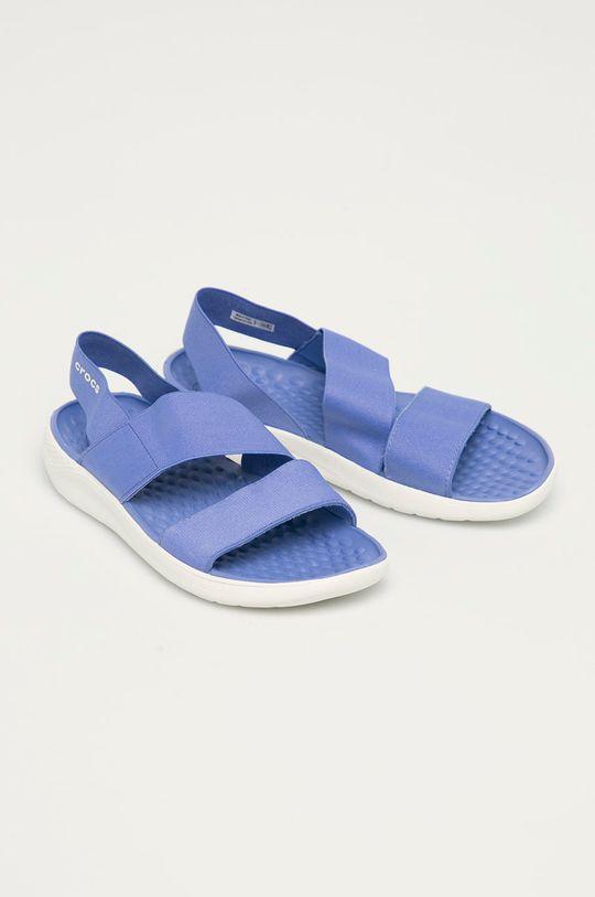 Crocs - Pantofle modrá