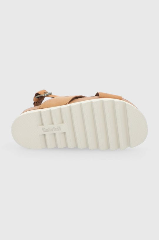 Timberland - Kožené sandály Santa Monica Dámský