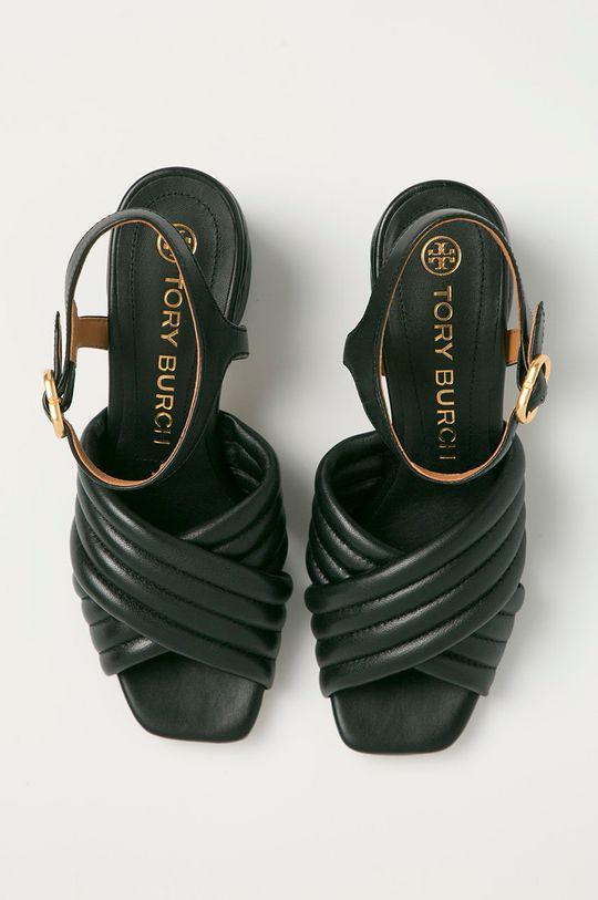 Tory Burch - Sandały skórzane