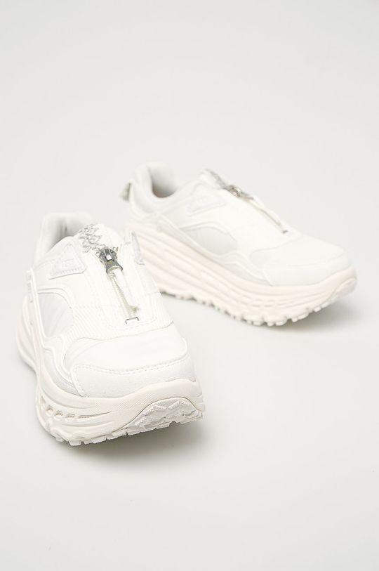 UGG - Buty Zip biały