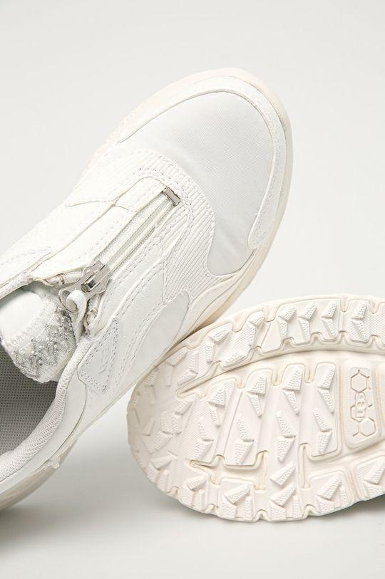 biały UGG - Buty Zip