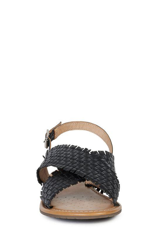 Geox - Sandały skórzane Cholewka: Skóra naturalna, Podeszwa: Materiał syntetyczny, Wkładka: Skóra naturalna