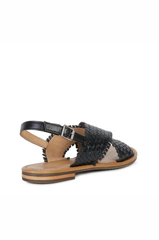 Geox - Sandały skórzane Damski