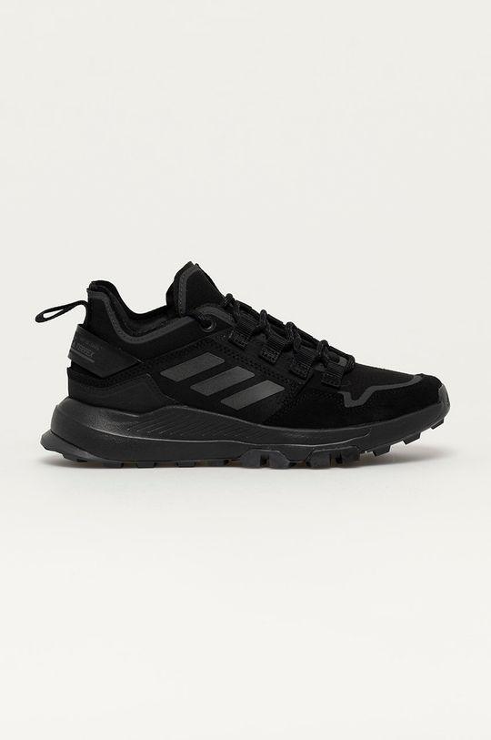 czarny adidas Performance - Buty Terrex Hikster Damski