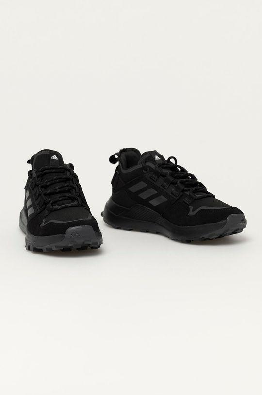 adidas Performance - Buty Terrex Hikster czarny