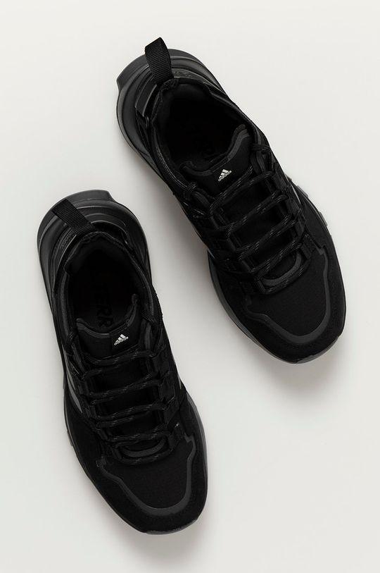 czarny adidas Performance - Buty Terrex Hikster