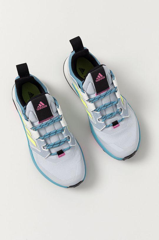 světle modrá adidas Performance - Boty TERREX TRAILMAKER