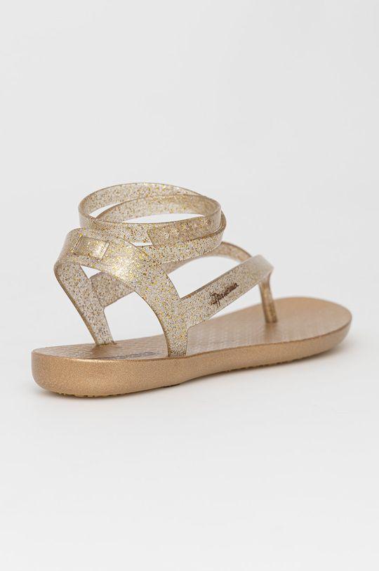 Ipanema - Sandály zlatá