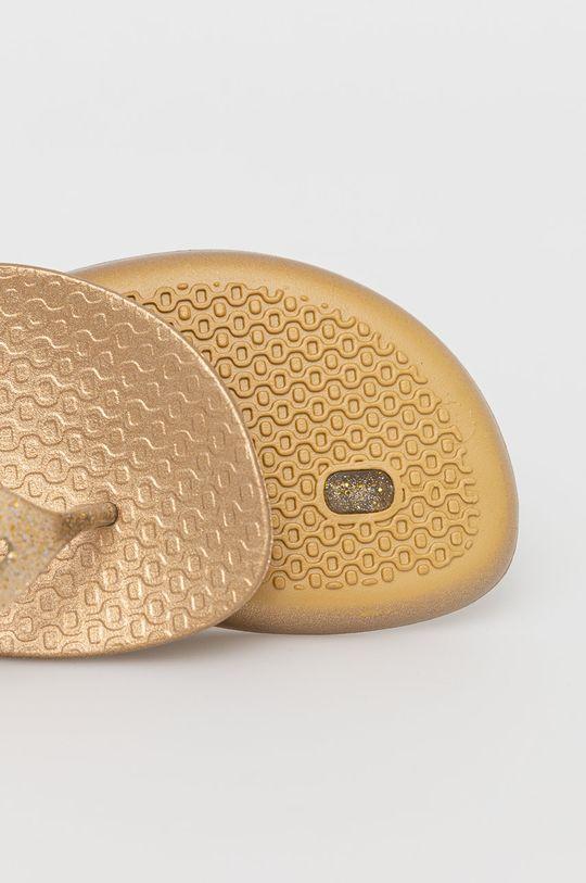 zlatá Ipanema - Sandály
