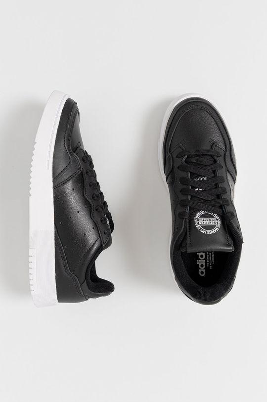 adidas Originals - Kožené boty Supercourt Dámský