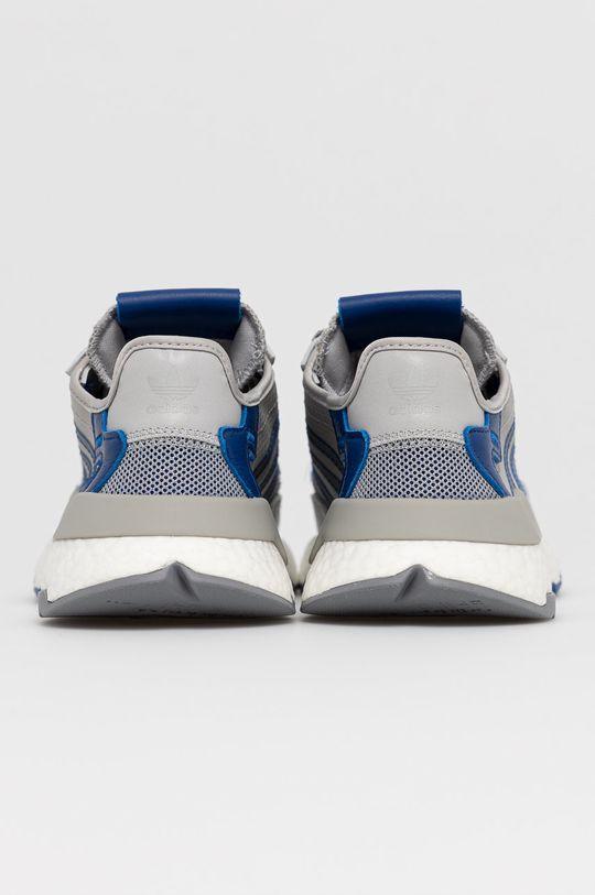 adidas Originals - Topánky NITE JOGGER  Zvršok: Textil, Prírodná koža Vnútro: Textil Podrážka: Syntetická látka
