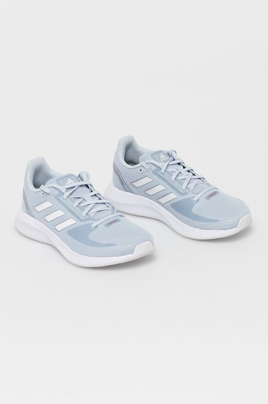 adidas - Topánky RUNFALCON 2.0 bledomodrá