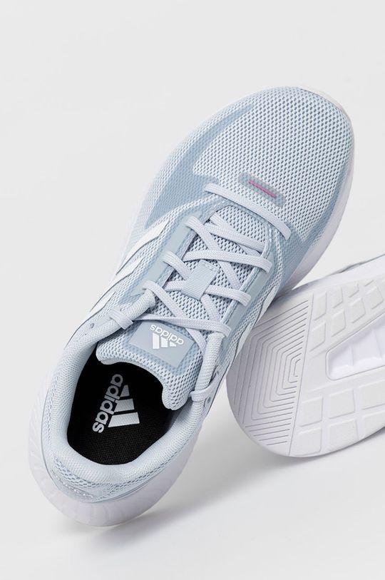 bledomodrá adidas - Topánky RUNFALCON 2.0